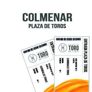 Sorteamos dos entradas para Colmenar