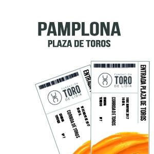Sorteamos cuatro entradas en Pamplona