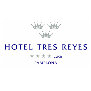 Hotel Tres Reyes****Luxe. Pamplona