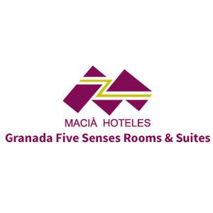 Maciá Granada Five Senses. Rooms & Suites