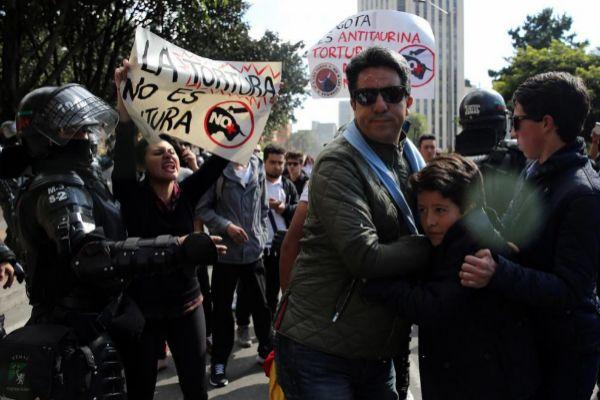 «Los límites del derecho a manifestarte frente a una plaza de toros», nuevo artículo de la FTL en El Mundo