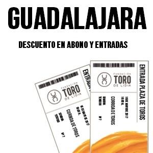 Guadalajara: descuento en abono