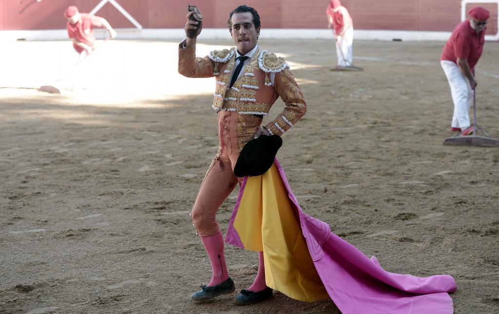 «Iván Fandiño, de mortal y rosa», artículo de la FTL en El Mundo