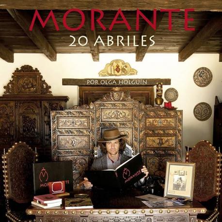 Sorteamos el libro «Morante, 20 abriles»
