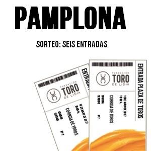 Sorteamos 6 entradas para San Fermín