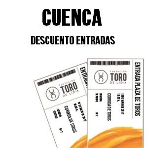 Descuento en las entradas de la Plaza de Toros de Cuenca