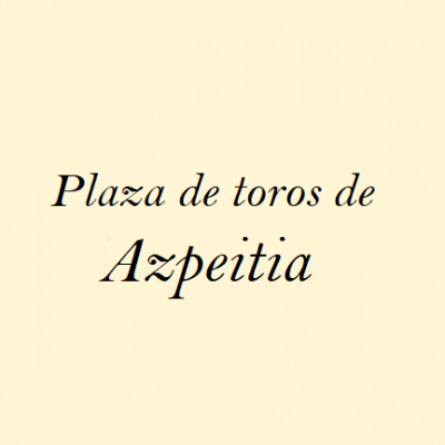 Plaza de Azpeitia