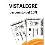 Descuentos en entradas para Vistalegre