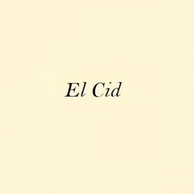 Manuel Cid Salas, El Cid