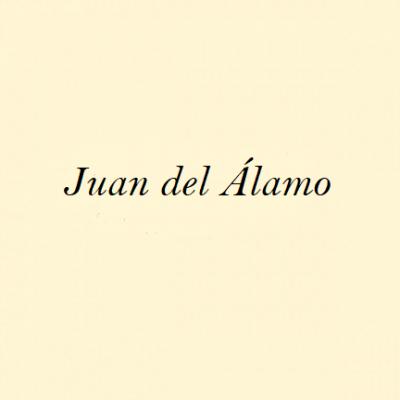 Jonathan Sánchez, <em>Juan del Álamo</em>