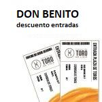 Descuento entradas en Don Benito