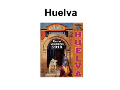 Sorteo y descuentos en Huelva
