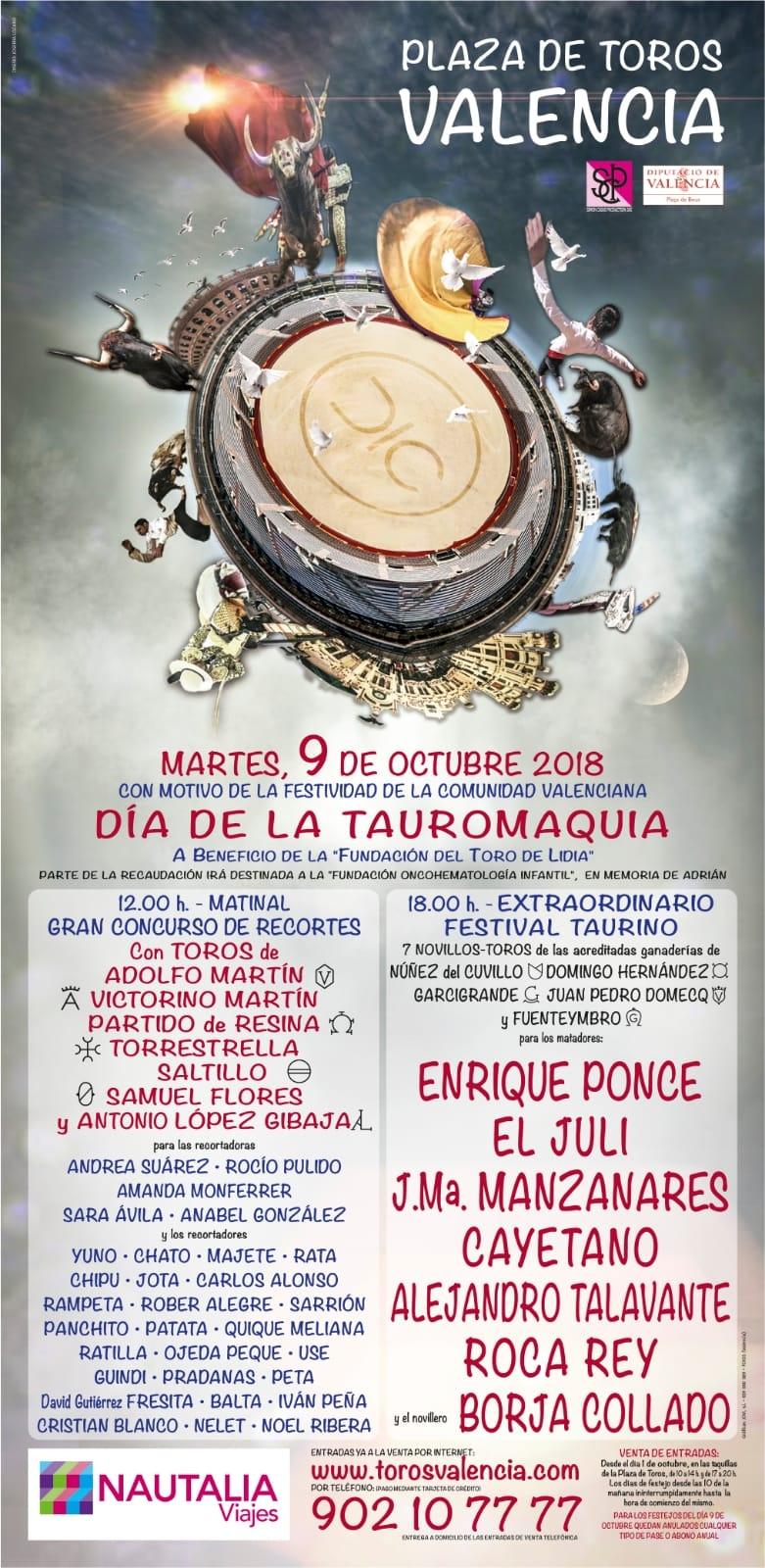 La Fundación del Toro de Lidia presenta el día de la tauromaquia