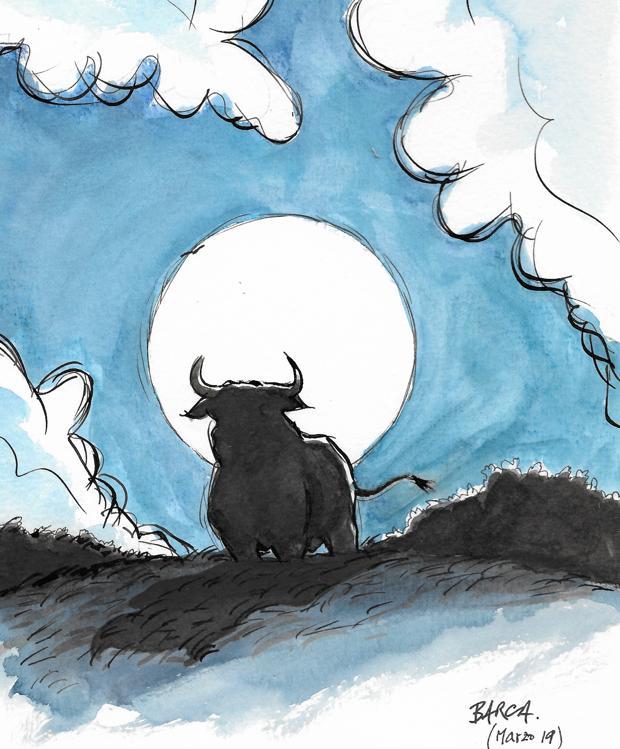 El toro frente a la nada