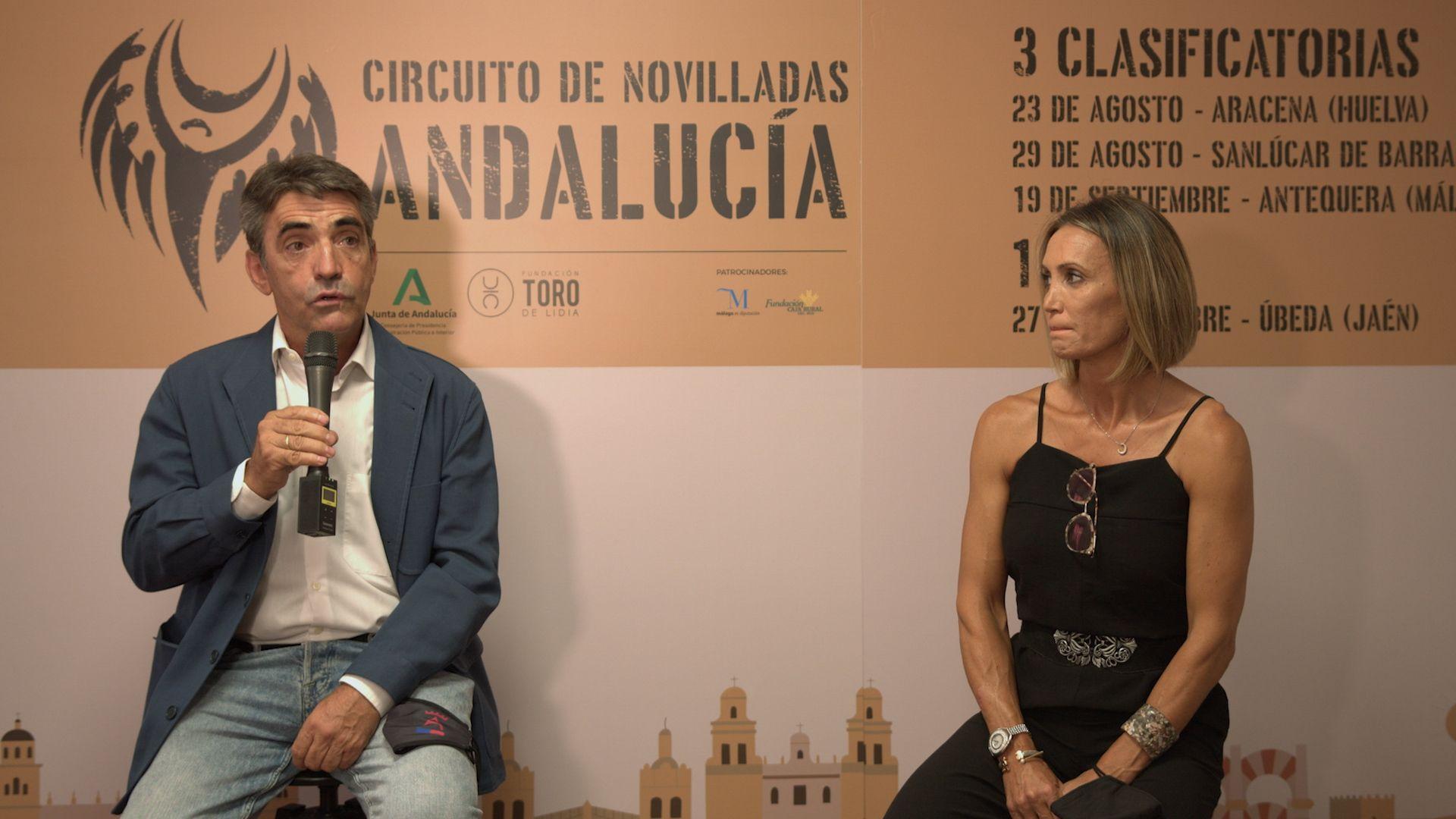 La Junta de Andalucía y la FTL presentan el Circuito de Novilladas de Andalucía