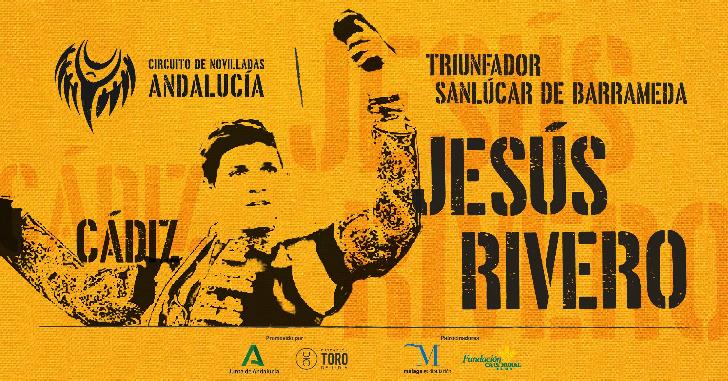 Jesús Rivero, triunfador en Sanlúcar, representará a Cádiz en la gran final del Circuito de Novilladas de Andalucía