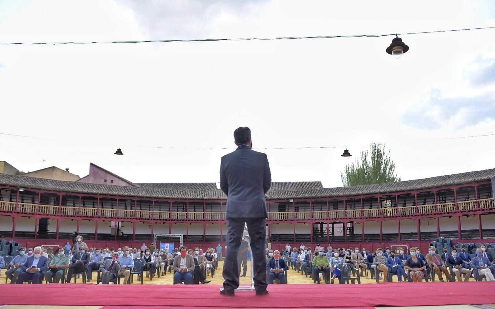 La Junta de Castilla y León y la FTL presentan el Circuito de Novilladas de Castilla y León