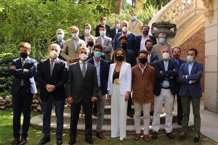 Reunión del Comité de Crisis del sector taurino