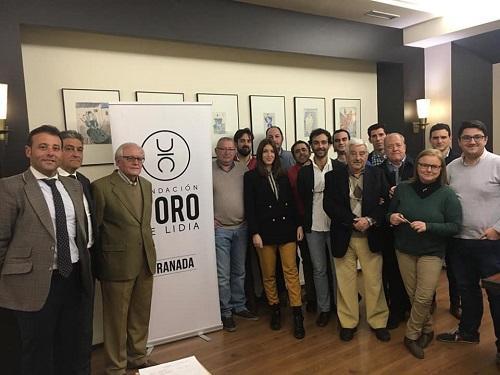 El Ayuntamiento de Granada y el Capítulo de Granada de la FTL unidos para promocionar la tauromaquia