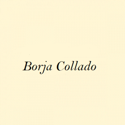 Borja Collado Pallares