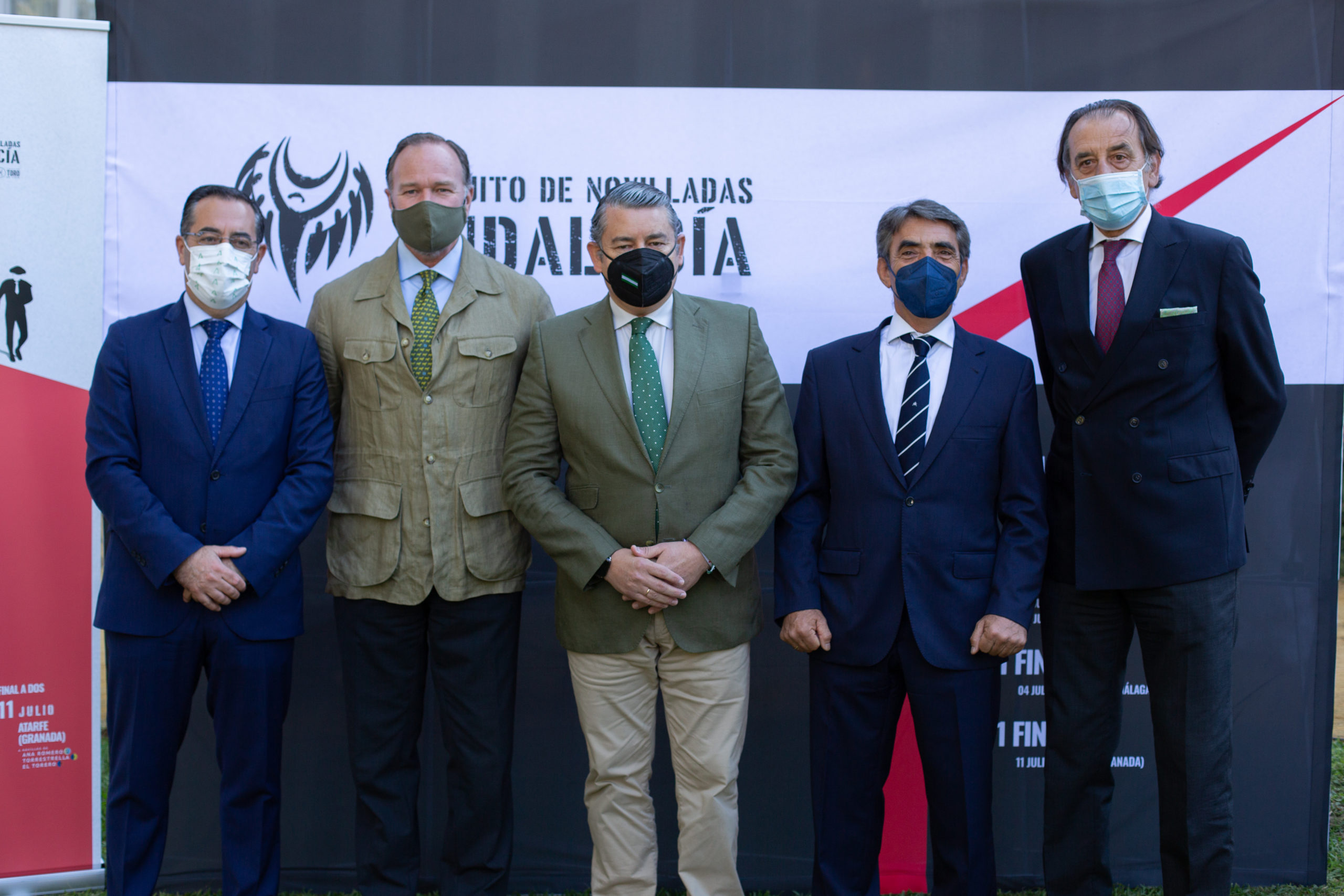 La Fundación Caja Rural del Sur renueva su apoyo al Circuito de Novilladas de Andalucía