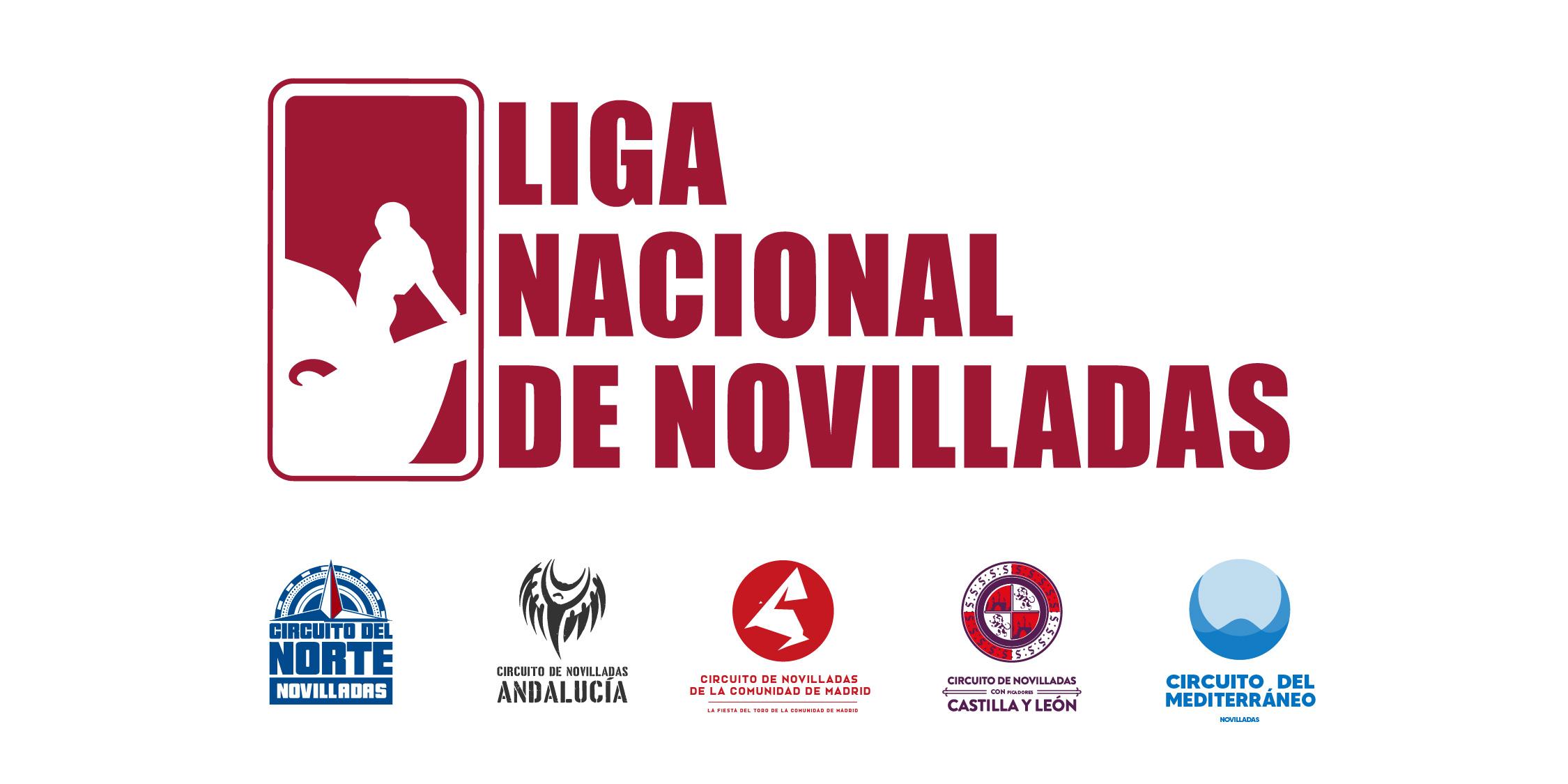51 ganaderías en los tres primeros circuitos de la Liga Nacional de Novilladas